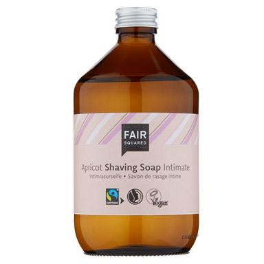 Apricot Shaving Soap Intimate, Intimrasurseife