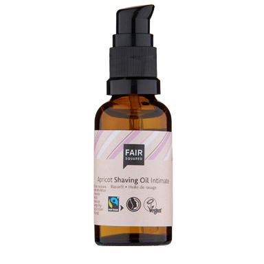 Apricot Shaving Oil Intimate, Rasuroel