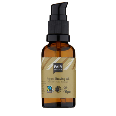 Argan Shaving Oil, Rasuroel