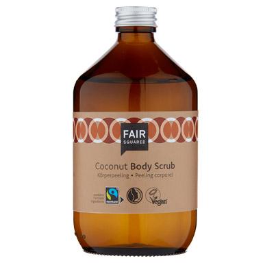 Coconut Body Scrub, Koerperpeeling