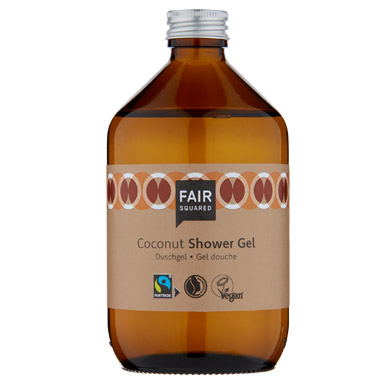 Coconut Shower Gel, Duschgel