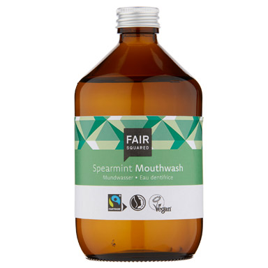 Spearmint Mouthwash, Mundwasser
