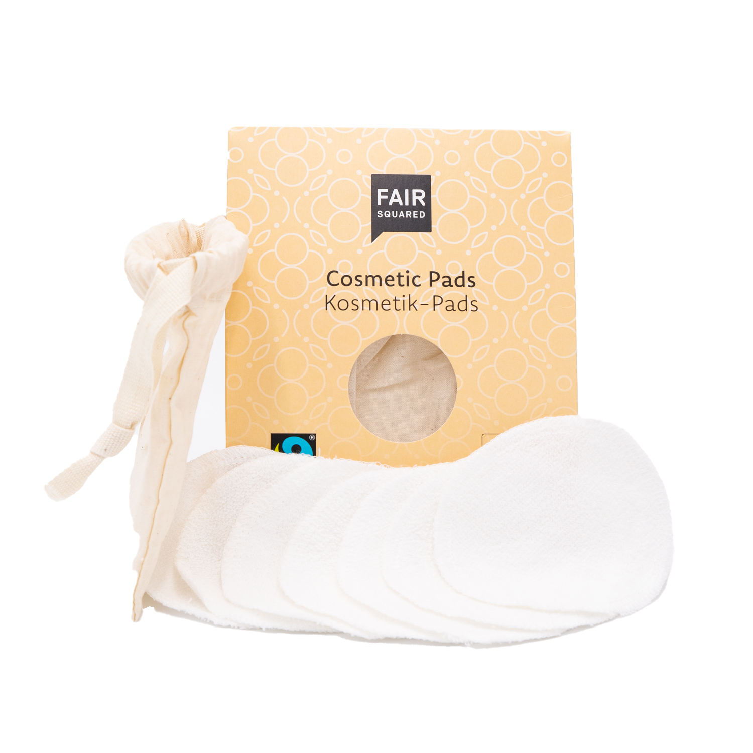 FAIR SQUARED Cosmetic Pads