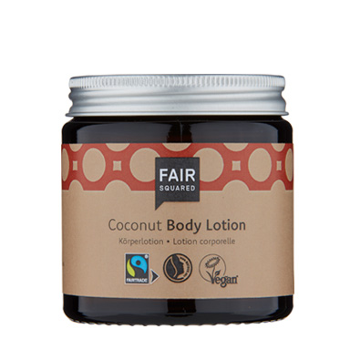 Coconut Body Lotion, Koerperlotion