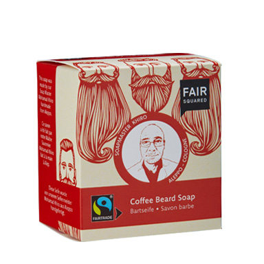 Coffee Beard Soap, Bartseife