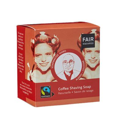 Cofee Shaving Soap, Rasurseife