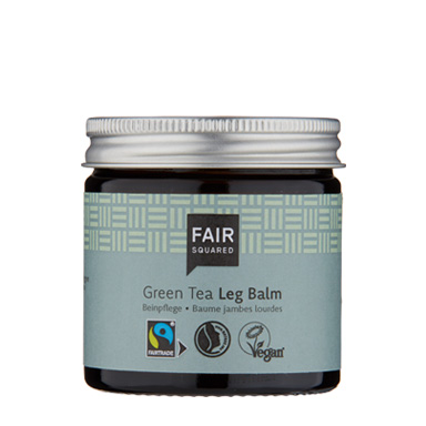 Green Tea Leg Balm, Beinpflege