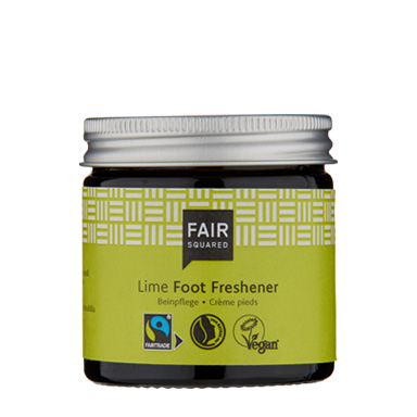 Lime Foot Freshener, Beinpflege