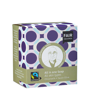 All in one Soap all skin types, Olivenseife