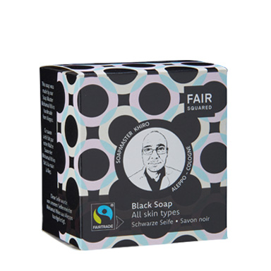 Black Soap all skin types, Schwarze Seife
