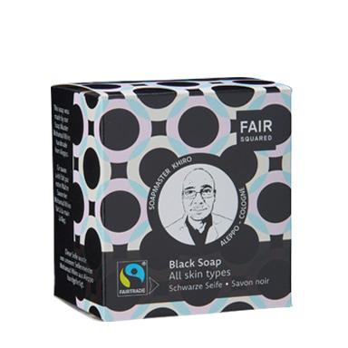 Black Soap all skin types, Schwarze Seife