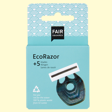 enthaarung-Ecorazor