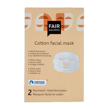 Fairsquared Cotton Facial Mask