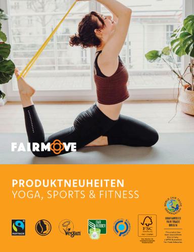 Titel Fairmove Katalog 2022
