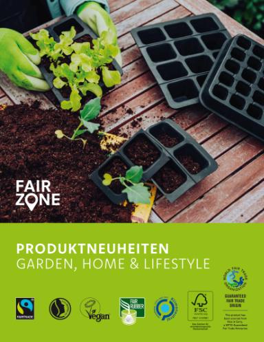 Titel Fair Zone Katalog 2022